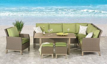 Patio collections from
