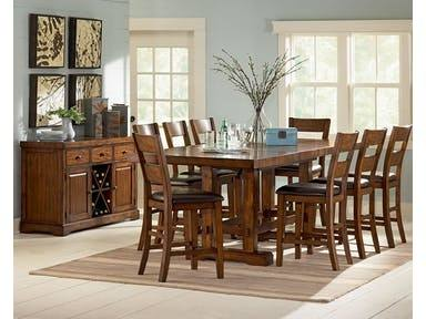 5 pc dining room sets bear creek 5 pc dining room set