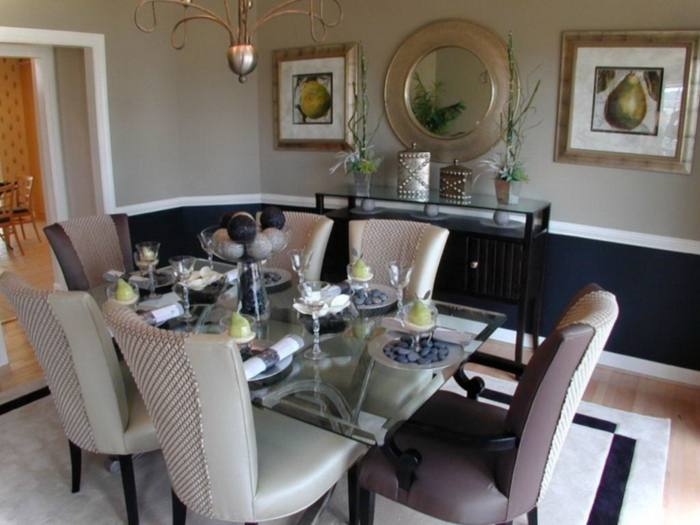 Living Room in 2019 | Dining, Dining  room,