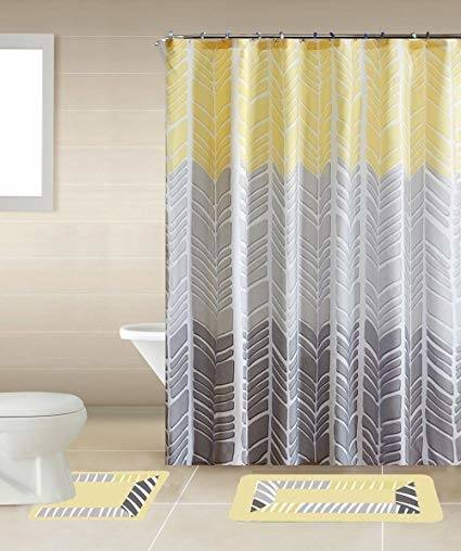 grey bathroom curtains shop bathroom shower curtains at great prices  inspiration