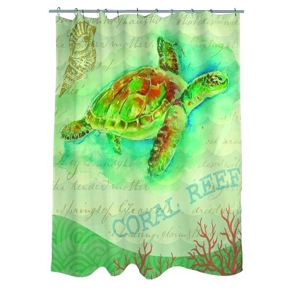 turtle bathroom decor sea