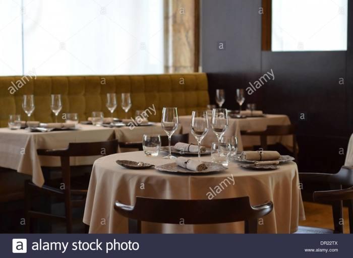 Heron & Grey dining room