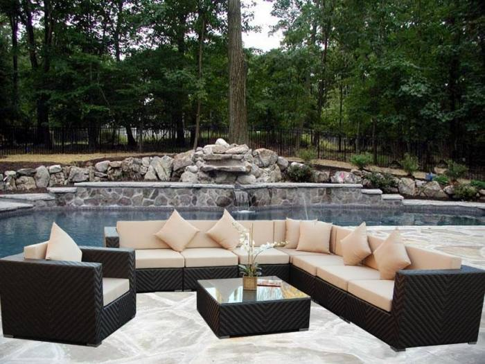 white patio furniture view in gallery outdoor seating from restoration  hardware wicker porch home