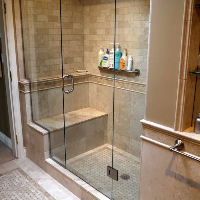 bathroom tile shower ideas
