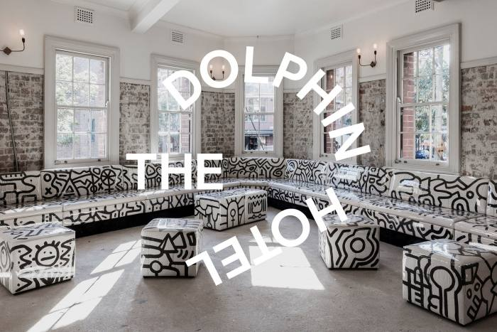 A standard Dolphin room