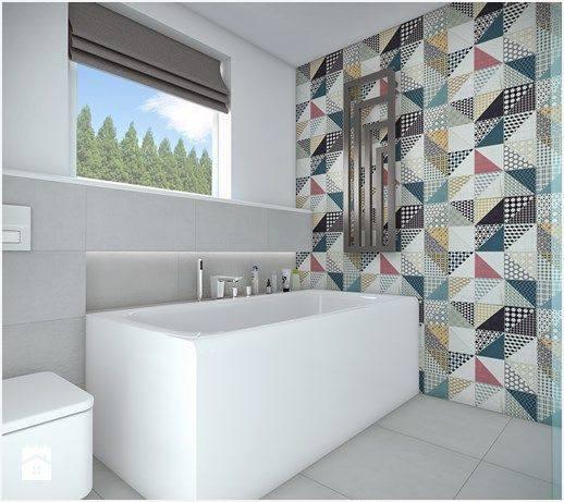 Tile Backsplash Glass Bathroom