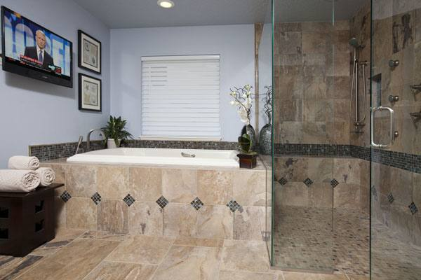 Organic design and decor offer modern kitchen and bathroom  remodeling
