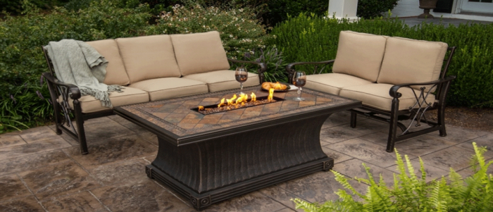 patio dining set with fire pit patio ideas outdoor dining table fire pit  with patio furniture