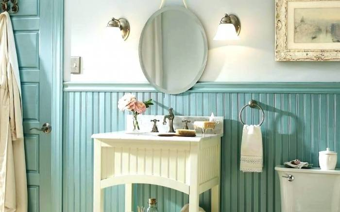 half bathroom paint ideas bath fascinating small colors for with gray tile  p