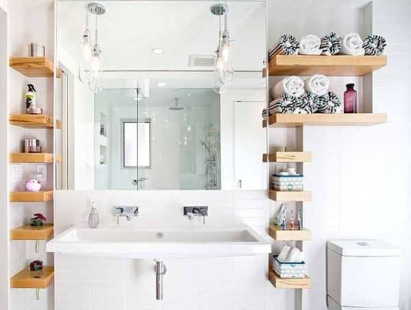 Wall Storage Solutons And Brilliant DIY Bathroom Storage Ideas Small  Space Bathroom Storage Ideas Diy Network Blog Made