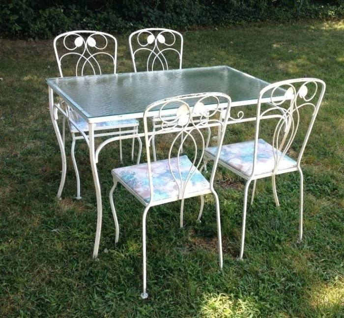 cast iron garden furniture for sale on gumtree patio sets outdoor table set  elegant within bistro