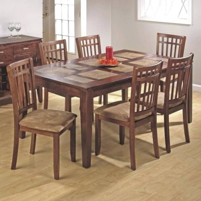 Urban ceramic top extendable dining table with Ruth dining chairs in mink