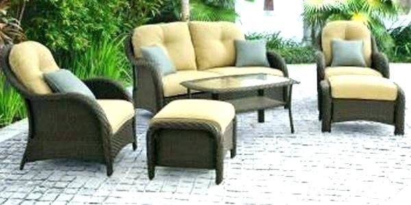 orange patio set orange patio furniture 4 piece patio sectional seating set with orange cushions orange