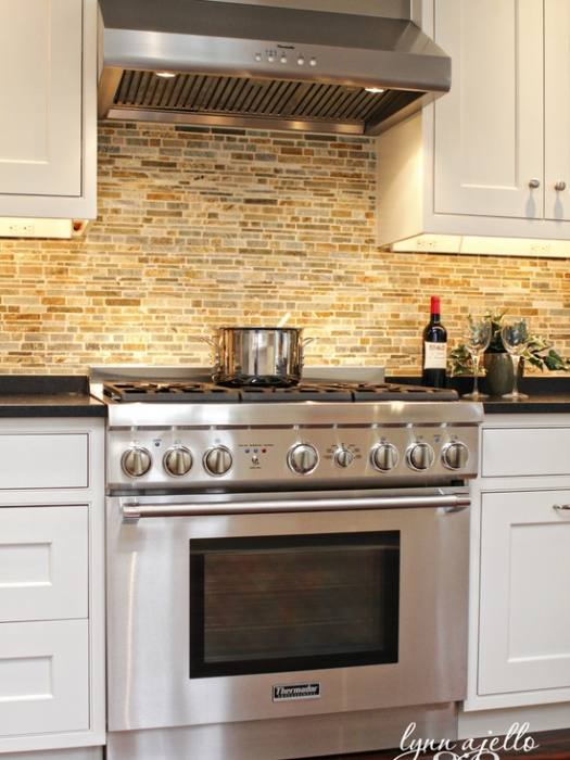 The Best Kitchen Backsplash Materials Throughout Stove Ideas