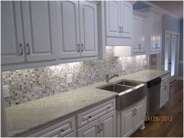 Kitchen Backsplash Medium size Backsplash Decor Gorgeous Kitchen With Dark  Cabinets