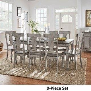 striking crate and barrel dining room