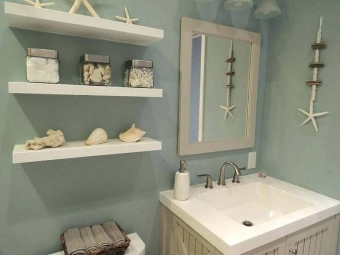 ocean bathroom ideas related post ocean bathroom ideas beach themed decor  elegant small blue i ocean