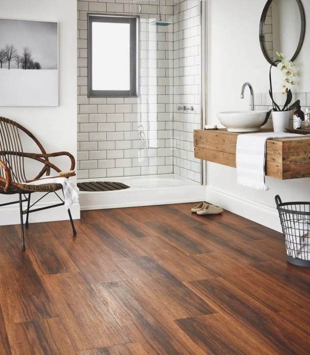 Find and save ideas about bathrooms Laminate flooring