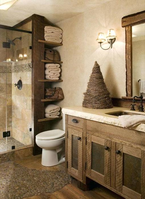 Brown Bathroom Designs Warm Grey Neutrals Dark Small Decorating Ideas Spa
