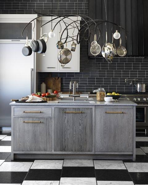Kitchen Backsplash Ideas For Tile Glass Metal Etc Within Cheap
