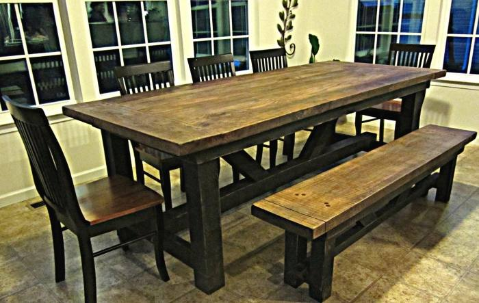 Full Size of Table Contemporary Reclaimed Wood Dining Table Contemporary  Round Dining Table Convertible Dining Table