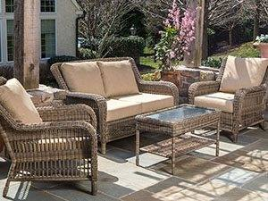 com Slatted bench available separately or as part of  patio set