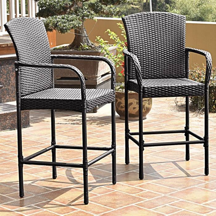 high end patio furniture
