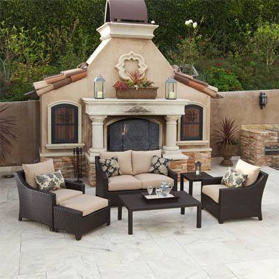 delano furniture outdoor furniture reviews elegant cappuccino resin sofa  lounge set on sale of delano garden