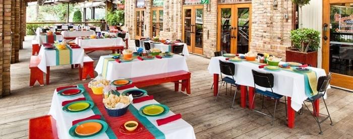 Highest Zagat restaurant rating on the San Antonio River Walk