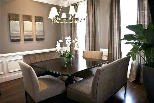 Dining Room Drapes Ideas Elegant Best On Living And Curtains