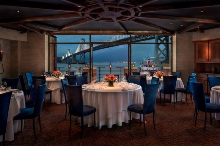 Ruth's Chris Steak House: Private Dining